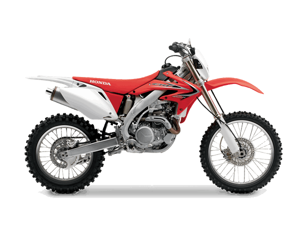 Front Body Parts for CRF450X 2012