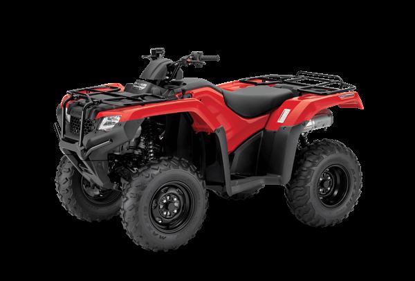 Parts for TRX420FA6 2017