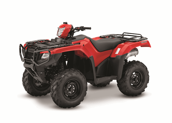 Accessories for TRX500 2019