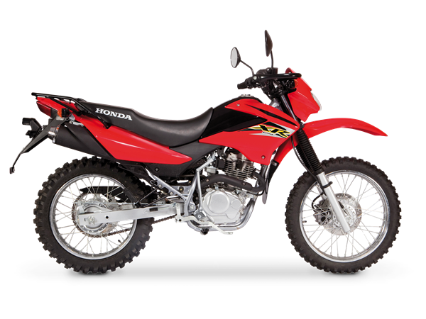 Rear Body Parts for XR125 2011